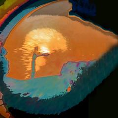 offerings under a rainbow sky... (al-ien) Tags: offerings manipulation alienartwork rainbow