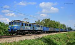 ET41-075 PKP Cargo (vsoe) Tags: eisenbahn bahn züge güterzugstrecke güterzug lok railway railroad engine freighttrain train polen polska bytom