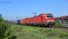5 170 051-4 DB Cargo Polska (vsoe) Tags: eisenbahn bahn züge güterzugstrecke güterzug lok railway railroad engine freighttrain train polen polska bytom