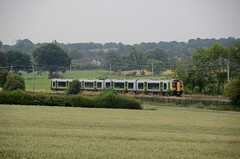 350104 aa Barby Nortoft 210718 D Wetherall (MrDeltic15) Tags: westcoastmainline londonnorthwesternrailway desiro class350 350104 barbynortoft wcml