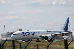 Boeing 777-300ER Kuwait Airways