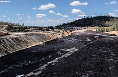Desolation (Mauro Hilário) Tags: abandoned landscape dark portugal alentejo mine scenery decay são domingos black