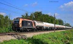 E6ACT-003 ORLEN KolTrans (vsoe) Tags: eisenbahn bahn züge güterzugstrecke güterzug lok railway railroad engine freighttrain train polen polska bytom