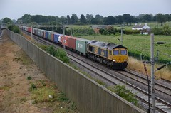 66740 aa Barby Nortoft 210718 D Wetherall (MrDeltic15) Tags: westcoastmainline gbrailfreight class66 66740 dirft wcml