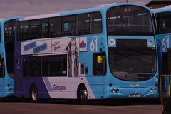 IMGP6004 WLT976 37188 Glasgow Caledonia depot (fergusabraham) Tags: glasgow wlt976 37188 firstglasgow firstbus caledoniadepot