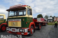 Add Watermark20190707092218 (richellis1978) Tags: truck lorry haulage transport logistics new hollies show old classic retro ken thomas seddon atkinson 401 c597lbh