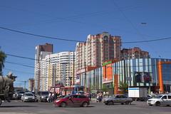 IMG_1580 Ekaterinburg - July 3, 2014 (Constantine B.) Tags: russia urban ekaterinburg yekaterinburg street summer ural architecture россия урал екатеринбург