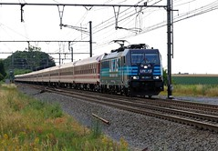 186 293-7 - 91 80 6189 293-7 D-Rpool Balaton sound expres 13489 Ezemaal 09-07-2019 (Break302) Tags: 13489 balatosoundexpres lineas traxx 186 l36