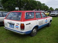 Datsun 120Y Wagon 1977 (929V6) Tags: 20sz29 sidecode3 onk vb210 sunny