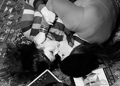 VivianDavisandJes-9324-web (Makeovers with Elizabeth Taylor) Tags: elizabethannetaylor jes maryland midatlantic virginia viviandavis washingtondc beat beatnik blackandwhite makeupartist photographer