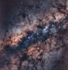 Milky Way Galaxy (tigerz1995) Tags: space galaxy astro astronomy astrophotography amateurastronomy stars starrynight night trip croatia lopar holiday canon 6d sigma 50mm 14 art skywatcher staradventurer williamoptics