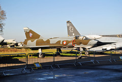 Dassault Mirage III (Infinity & Beyond Photography: Kev Cook) Tags: air museum aviation aircraft jet airplanes planes yorkshire dassault mirage iii