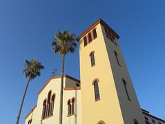 The Church (Oleg Kr) Tags: aitoliko greece olympus12mmf20 architecture church orthodox palm trees