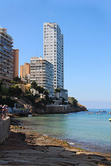 Stood on the edge (big_jeff_leo) Tags: spain spanish benidorm holiday vacation architecture