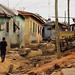 The back alleys of Techiman