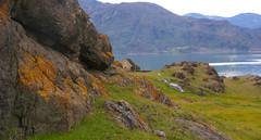 Eystribyggð (little_frank) Tags: þjóðhildarkirkja thjodhildschurch brattahlíð greenland nature vikings erikthered fjord qassiarsuk