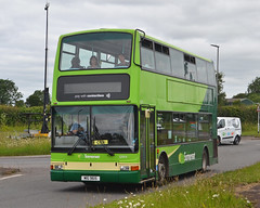 32954 / MIG 9615 (tubemad) Tags: 32954 mig9615 x954hlt firstbus firstsouthwest busesofsomerset plaxton president dennis trident
