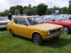 Datsun 100A Cherry Luxe 1976 (929V6) Tags: 66jn39 sidecode3 onk e10