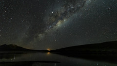 Milkyway over Tambo Quemado (Andres Puiggros) Tags: d500 altiplano arica chile lauca nature nikon travel night nightscape milkyway sky stars chungara lake andes 15mm irix