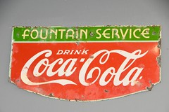 Old Coca-Cola sign - South Carolina (stevelamb007) Tags: stevelamb d7200 nikon cocacola sign newberry southcarolina advertising