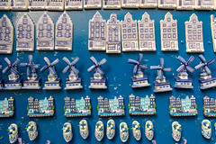 Tchotchkes (Jill Clardy) Tags: cruise rhine viking river 201906049l8a5948 amsterdam souvenirs shopping holland netherlands northholland windmill dutch shoe magnets junk