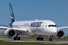 DSC_5824P (T.O. Images) Tags: westjet boeing 787 787900 dreamliner toronto pearson yyz