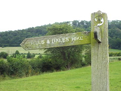 Hills and Dales Trail, near Craven Arms, Shropshire Hills, England, July 9, 2019 (gurdonark) Tags: walking path trail hill hills dale dales shropshire craven arms england