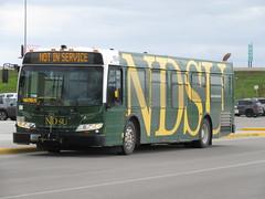 MATBUS 1184 (TheTransitCamera) Tags: matbus1184 d35lfr newflyerindustries matbus publictransit publictransport fargo northdakota city