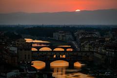 日落佛羅倫斯Sunset Florence (asherlo) Tags: sunset florence 日落 佛羅倫斯 風景