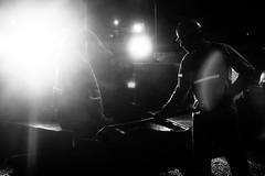 Repavimentação • São Leopoldo (2019-07-08) (thalesrenato) Tags: black white preto e branco monochrome work workers trabalho trabalhadores