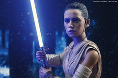 Hot Toys The Force Awakens Rey (dorklordcollectibles) Tags: hottoys actionfigure toy onesixth onesixthscale toyphotography sonya6000 a6000 starwars rey theforceawakens