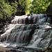 Two Tier Falls in Cascadilla Gorge