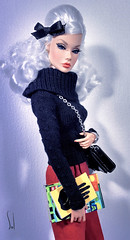 Poppy Parker (Sol Devia) Tags: poppy parker off beat looks plenty integrity toys