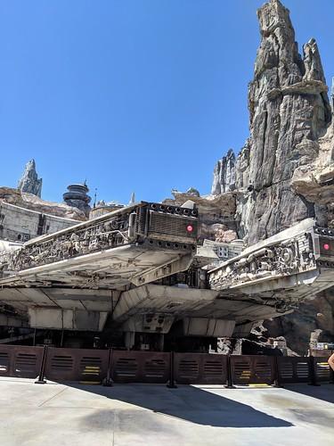 Disneyland Star Wars: Galaxy's Edge