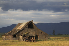 Still Standing After All These Years (right2roam) Tags: barn idaho farm rustic weathered cascade right2roam ranch agriculture old rural abandoned farming ranching