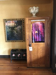 Phone Booth-Cum-Meditation Room at the Hotel Cassadaga