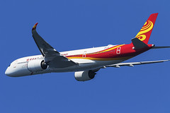B-LGA_A350-941_CRK_KLAX_2489 (Mike Head -Jetwashphotos) Tags: airbus a350 a350941 crk hongkongairlines blga lax klax losangelesinternational socal california us usa america