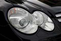 Mercedes SL500 lights (Joe Lewit) Tags: sports car variosonnart281635 mercedessl500