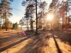 Beach (zoran.ziza) Tags: oneplus oneplus6 shotononeplus smartphone cameraphone sweden beach sunset