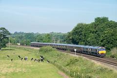 The Grand Tour (philwakely) Tags: belmond royalscotsman 66743 66746 railtour diesel railway railways rail trains train