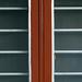 Wooden window blind