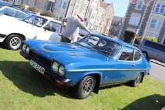Ford Capri RS3100 TDH224M (Andrew 2.8i) Tags: classics meet show cars car classic weston westonsupermare british coupe fordofeurope euro european avo sports sportscar v6 essex mark 1 mk mk1 3100 rs rs3100 capri ford