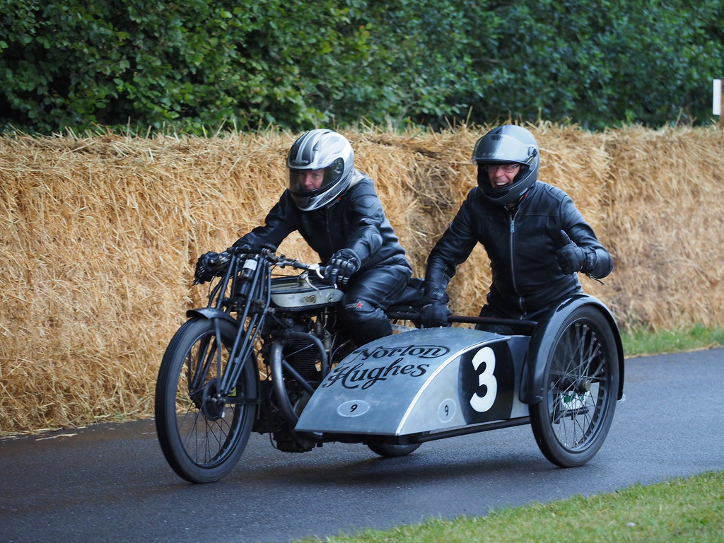 The World's Best Photos of old and sidecar - Flickr Hive Mind