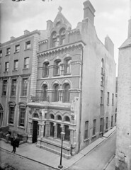 You could put your money in it! (National Library of Ireland on The Commons) Tags: ahpoole arthurhenripoole poolecollection glassnegative nationallibraryofireland nationalbank building waterford foxychopper