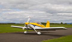 G-CGMG RV-9, Scone (wwshack) Tags: egpt psl perth perthkinross perthairport perthshire rv9 scone sconeairport scotland gccmg