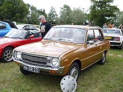 Mazda 1300 LS 1975 (929V6) Tags: 46gr20 sidecode3 onk fa