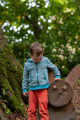 Wood walk at Tintern Abbey (cottert) Tags: tinternabbey tiarnán