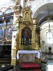Kraków,Bazylika św.Floriana-IMG_0341p (Milan Tvrdý) Tags: kraków bazylikaśwfloriana krakow stflorianschurch poland polska cracovia