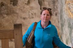 Sorcha at Tintern Abbey (cottert) Tags: tinternabbey sorcha