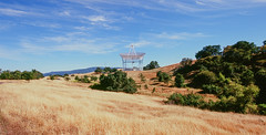 Stanford Dish, Palo Alto, California (trphotoguy) Tags: fujichrome velvia100 rvp100 film nikonf6 afmicronikkor105mmf28 stanforddish california paloalto
